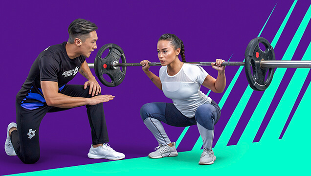 Celebrity Fitness Philippines Kickass Moves To Spice Up Your Squat Routine