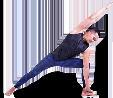 relax yoga exercise  gentle yoga  celebrity fitness