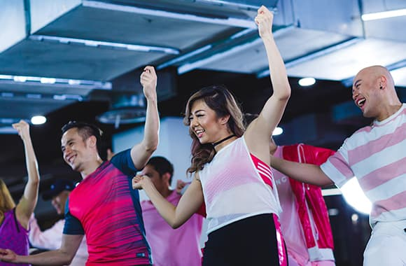 Celebrity Fitness Philippines DNA Insanity Class 6